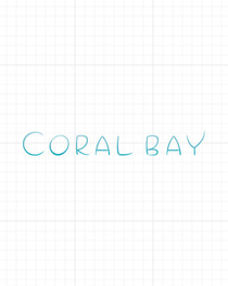 Coral Bay Logo Design
