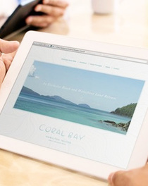Coral Bay Website