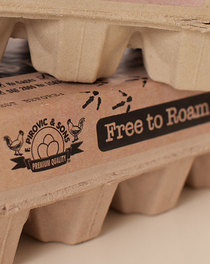 Free to Roam Range Packaging
